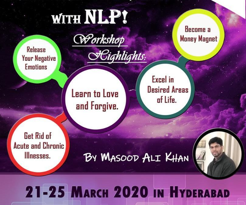 Transform your life with NLP